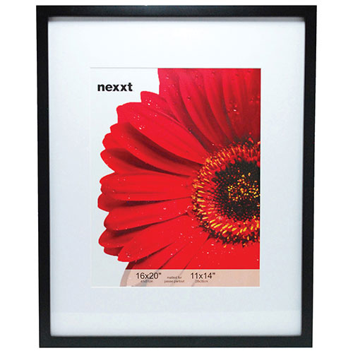 Nexxt Gallery 16 X 20 Photo Frame Black Picture Frames Best