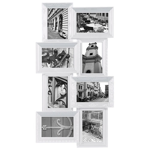 nexxt Revet Collage Photo Frame - White (PN00391-1FF)