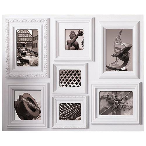Cadre photo pour collage Fuse de nexxt - Blanc