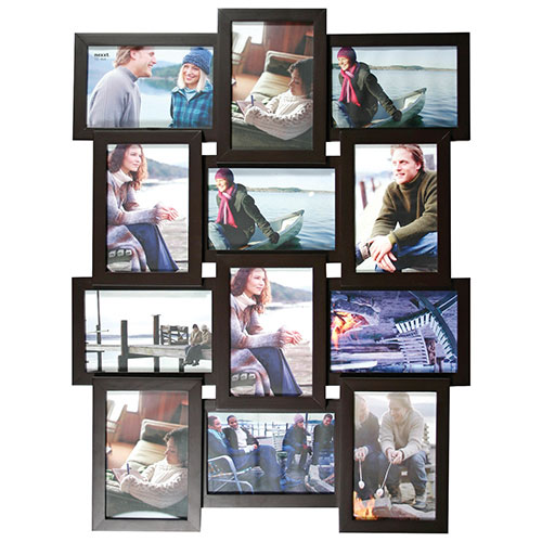 Cadre photo pour collage Array de nexxt (PN00084-2FF) - Noir