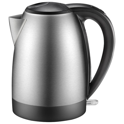 Insignia Electric Kettle 1 7l Stainless Steel