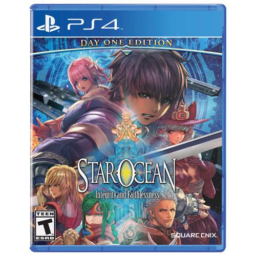 Star Ocean: Integrity & Faithlessness (PS4)