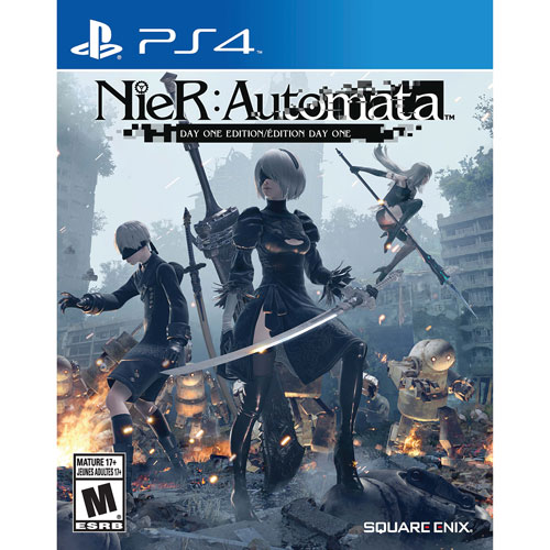 NieR: Automata Day One Edition (PS4)