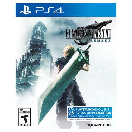 Final Fantasy VII (PlayStation 4)