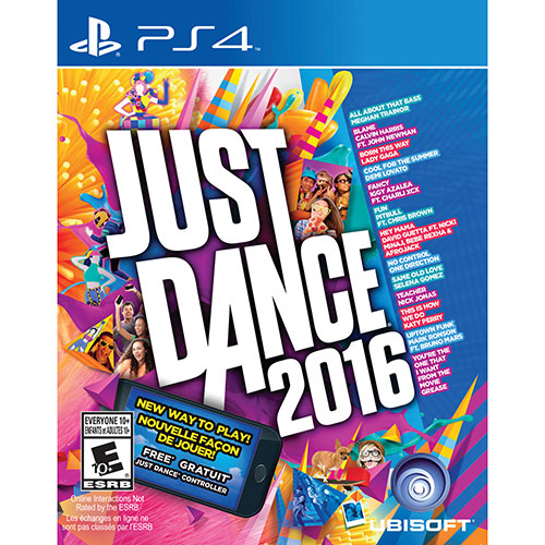 Just Dance 2016 (PS4)