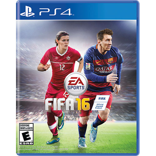 FIFA 16 (PS4) - Previously Played