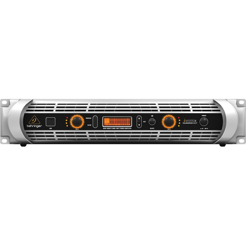 Behringer iNUKE Power Amplifier (NU6000DSP)