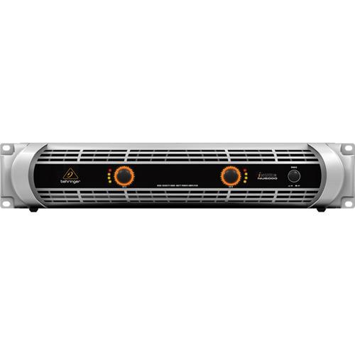 Amplificateur de puissance iNUKE de Behringer (NU6000)