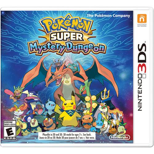 Pokemon Super Mystery Dungeon (3DS)