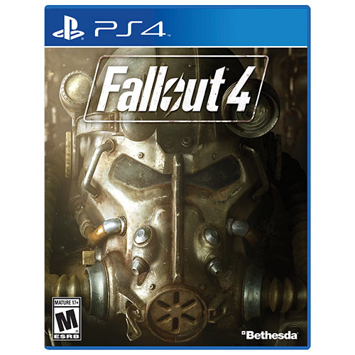 Fallout 4 (PS4) - Previously Played