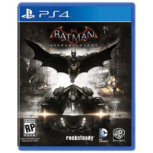 Batman: Arkham Knight (PS4) - Previously Played