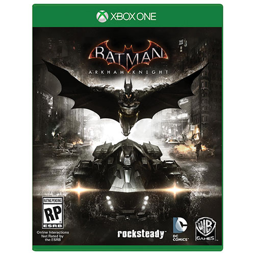 Batman: Arkham Knight (Xbox One) - Previously Played