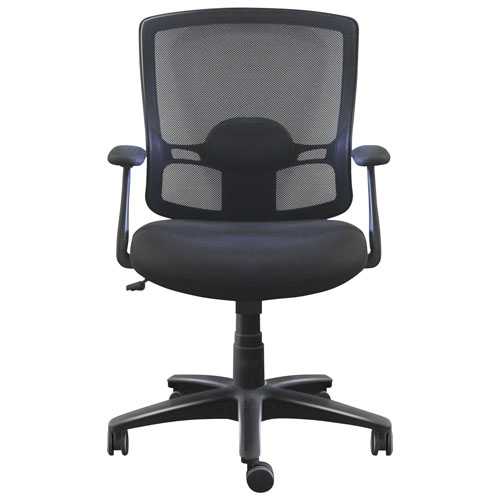 xenali maxx upholstered fabric task chair black office chairs best buy canada. Black Bedroom Furniture Sets. Home Design Ideas
