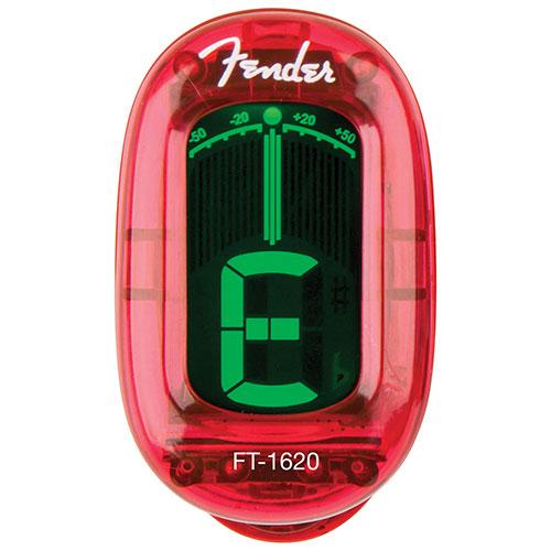 Fender California Chromatic Guitar Tuner (FT-1620)