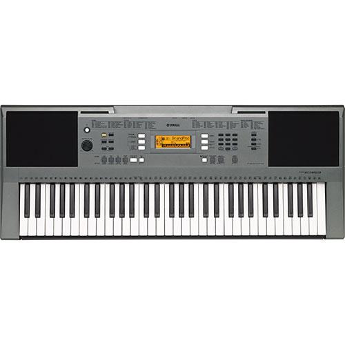 Clavier portatif à 61 touches de Yamaha (PSRE353)