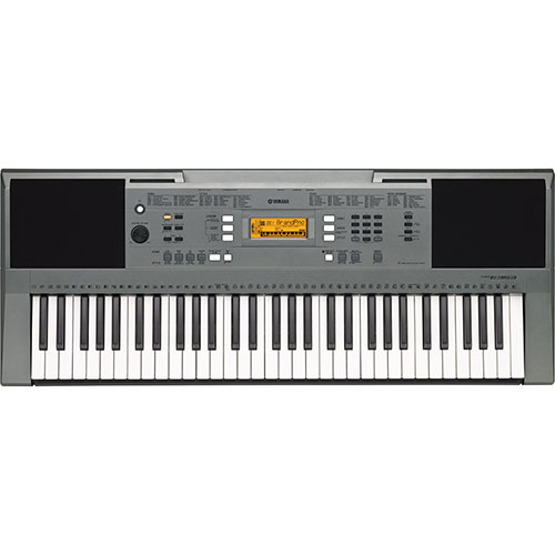 yamaha electric keyboard. yamaha 61-key portable keyboard (psre353) electric e