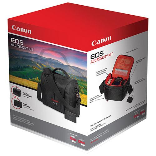Canon EOS Rebel T6s/T6i Accessory Kit