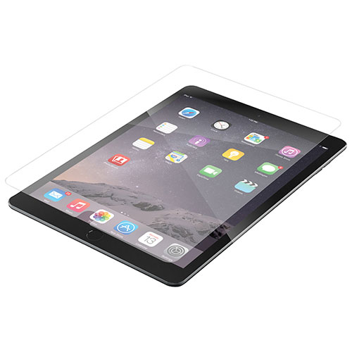 InvisibleShield by ZAGG HD Glass iPad Air Screen Protector (ID5HGS-F0C)