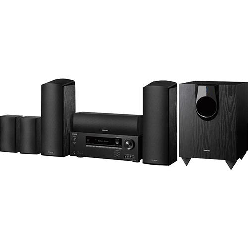 Système de cinéma maison Dolby Atmos à 5.1.2 canaux de 925 W HT-S5800 d'Onkyo