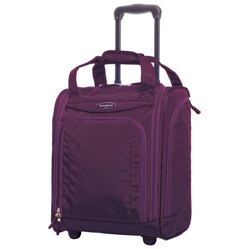 Samsonite Wheeled Understeater Bag - Large - Purple