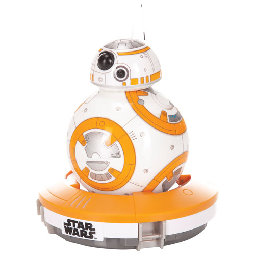 Sphero BB-8 App-Enabled Droid (R001FCA) - French   Smart Toys   Robotics -  Best Buy Canada 8273809e9d6e0