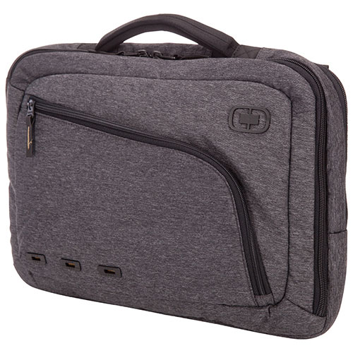 "OGIO Newt Slim 15"" Laptop Case - Dark Static"