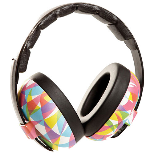 Baby BanZ earBanZ Protective Baby Earmuffs - Multi-colour - 0 to 2 ...