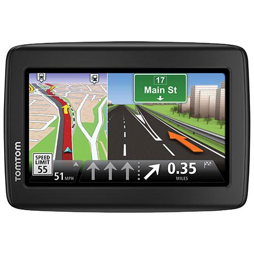 Navigateur GPS VIA de 4 po de TomTom (1415M)