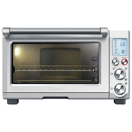 Breville Smart Oven Pro Convection Toaster Oven 0 8 Cu