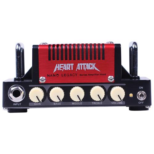 Mini-amplificateur 5 W Heart Attack de Hotone (NLA-3) - Anglais