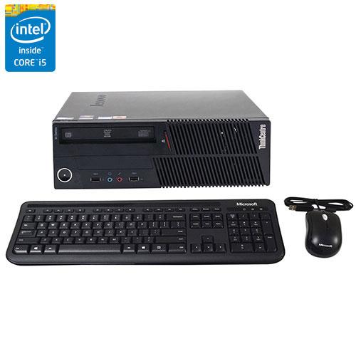 Lenovo ThinkCentre M90p PC (Intel Core i5-650/ 500GB HDD/ 4GB RAM/ Windows 7 Pro) - Refurbished