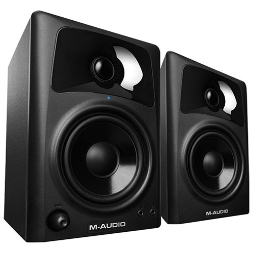M-Audio AV42 Compact Monitor Speakers - Pair