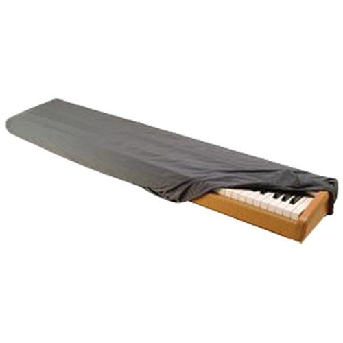 On-Stage 61-Key Keyboard Dust Cover (KDA7061G) - Grey