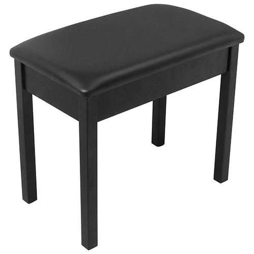 Banc pour piano et clavier à siège rabattable Flip-Top d'On-Stage (KB8902B)