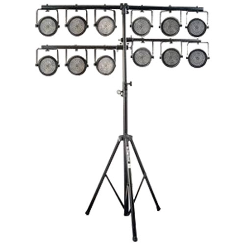 On-Stage Quick-Connect u-mount Lighting Stand (LS7720QIK)