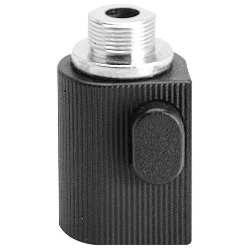Adaptateur de microphone professionnel à dégagement rapide d'On-Stage (QK10-B)