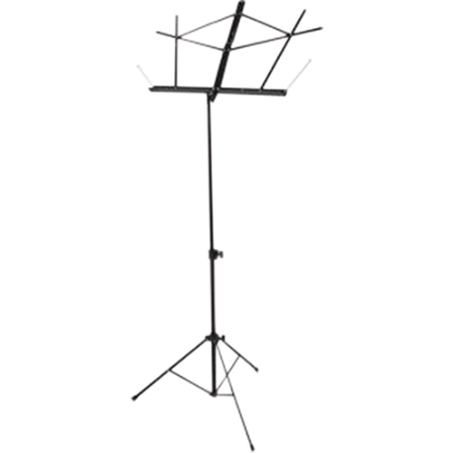 On-Stage Compact Sheet Music Stand (SM7122N) - Nickel