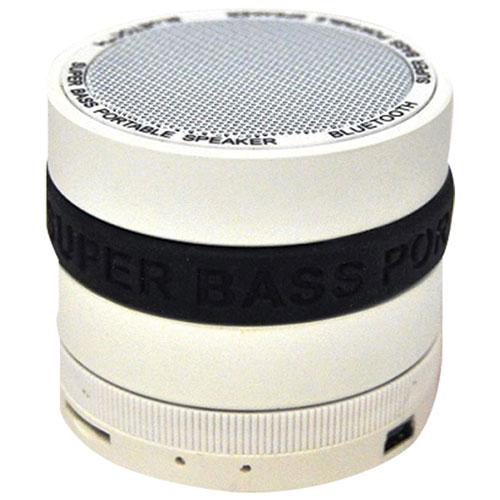 Mmnox Water Dance Bluetooth Wireless Speaker (S304B) - Black