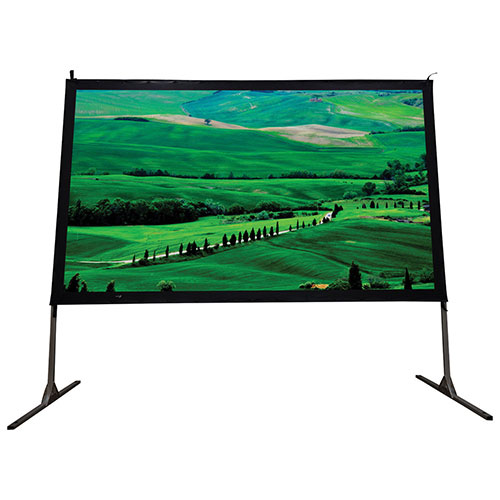 "EluneVision Movie Master 144"" Easy-Fold Fixed Projector Screen (EV-MM-144-1.2)"