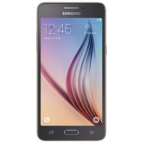 Galaxy Grand Prime 8 Go de Samsung par Virgin Mobile - Gris - Entente de 2 ans