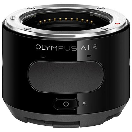 Olympus AIR A01 17.2MP Camera - Body Only - Black