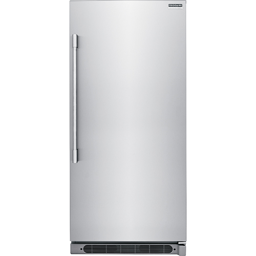 "Frigidaire Pro 32"" 18.6 Cu. Ft. All Refrigerator - Stainless Steel"