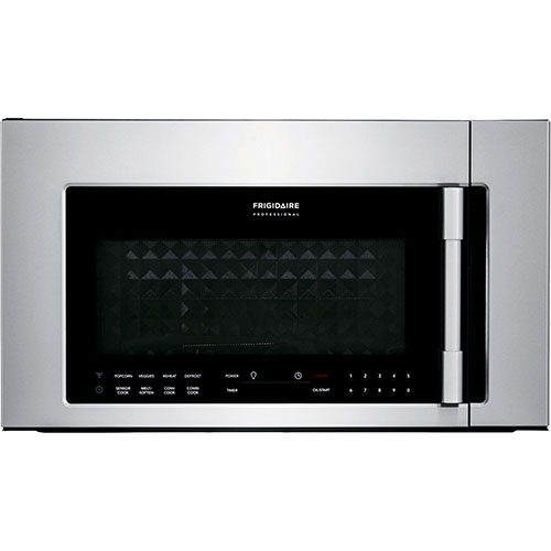 Frigidaire Pro Over-The-Range Microwave - 1.8 Cu. Ft. - Stainless Steel