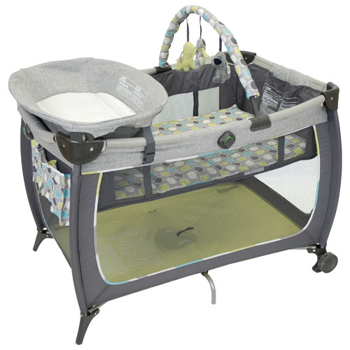 Safety 1st Prelude Play Yard - Grey