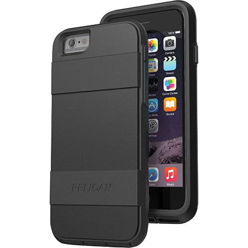 Pelican ProGear Voyager iPhone 6 Fitted Hard Shell - Black