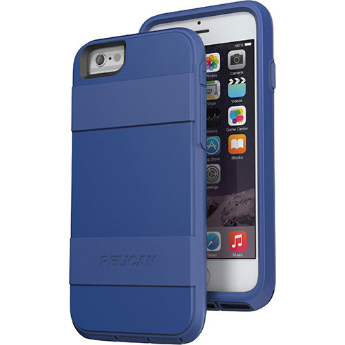 Pelican ProGear Voyager iPhone 6 Fitted Hard Shell - Blue