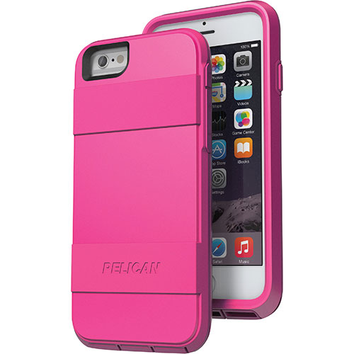 Pelican ProGear Voyager iPhone 6 Fitted Hard Shell - Pink
