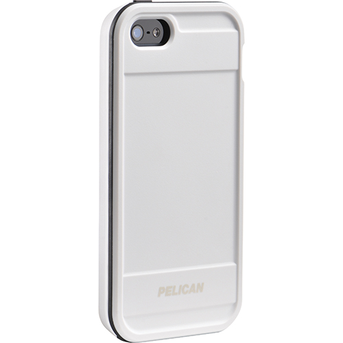 Pelican ProGear Protector iPhone 5/5s/SE Fitted Hard Shell - White/ Black