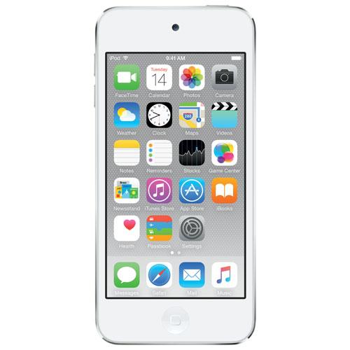 iPod touch de 6e génération de 32 Go d'Apple - Argenté