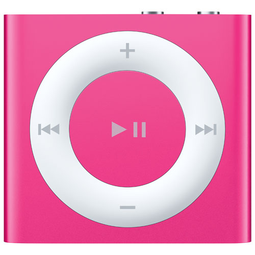 Apple iPod shuffle 4th Generation 2GB - Pink